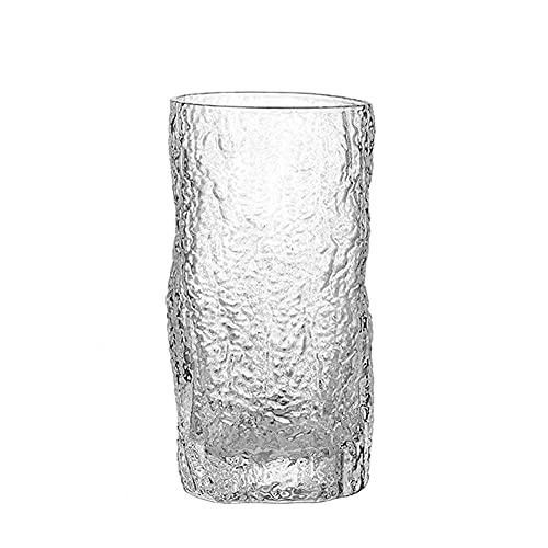 Youdert Copas de Vino Blancas de 13.5 onzas sin Vino, Cristal de múltiples Fiestas Transparentes, para Beber Bourbon/Copas de cóctel/Barra (tamaño: 300 ml) (S : 410ml)