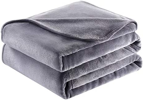 Surii Home Luxury Microfiber Flannel Blanket Super Soft Warm Cozy Fluffy and Breathable Perfect product image