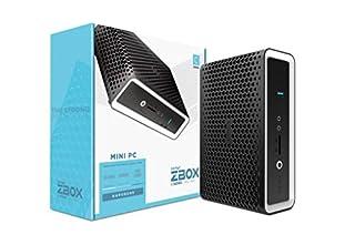 ZOTAC ZBOX CI662 Nano Barebone Intel Core i7-10510U 2XDDR4 SODIMM 2.5P SATA III Bay Dual 2GLAN WiFi BT DP/HDMI EU+UK Plug (B086SJ6931) | Amazon price tracker / tracking, Amazon price history charts, Amazon price watches, Amazon price drop alerts