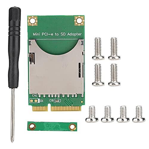 メモリカードからMINIPCI-Eインターフェイスアダプタカード、32G 25MBc、Windows 7/8 / Vista/XP / 2000用、ラップトップ/ネットブックコンピュータで使用するために設計