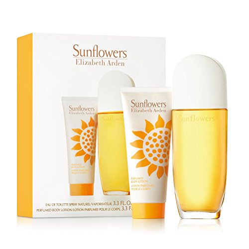 Elizabeth Arden Sunflowers Geschenk-Set (Body Lotion + Duft)