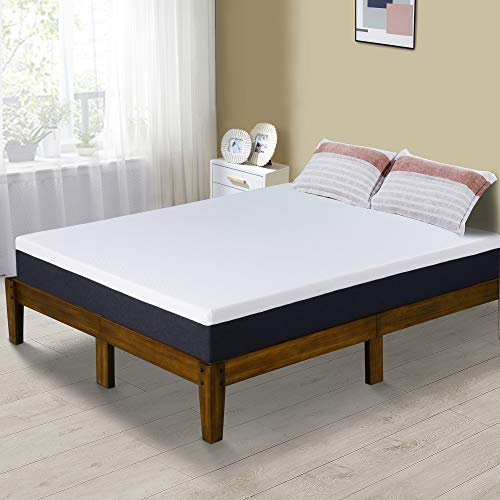 PrimaSleep Modern 10 Inch Air Flow Gel Memory Foam Comfort Bed Mattress King