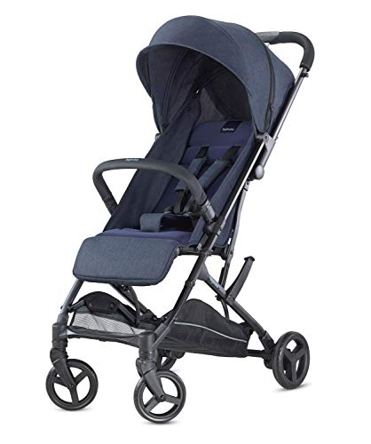 Inglesina Lightweight Compact Pushchair Blue Inglesina English prams and strollers Pram chairs and strollers unisex child. S.Paseo Sketch (Ag86L0Nav) 1