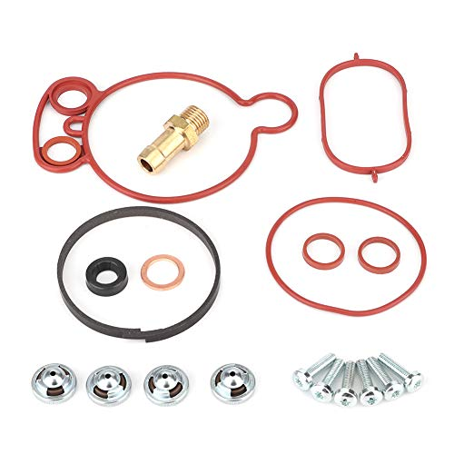 EVTSCAN Kit de sello de bomba de vacío para automóvil/reconstrucción, reemplazo para A6/100 2.5 TDI, 074145100A