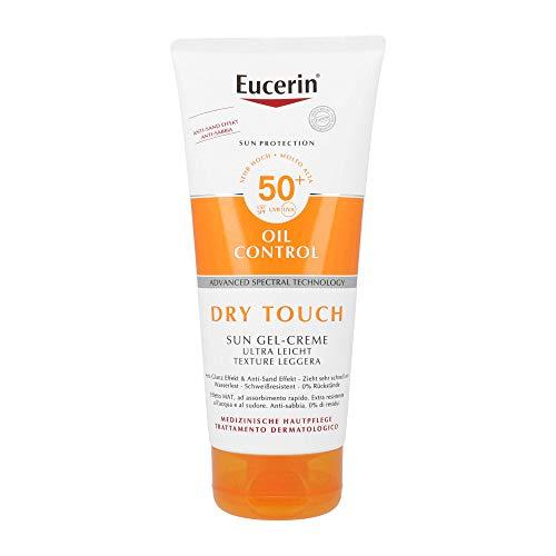 Eucerin Sun Gel-Creme Oil Control Body LSF 50+, 200 ml