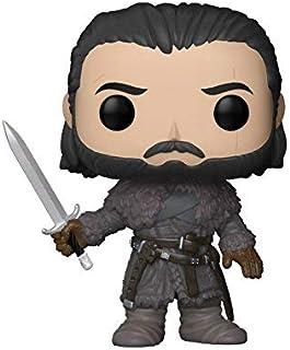 Funko Pop! - Jon Snow (Beyond The Wall) Figura de Vinilo 29166