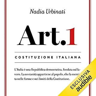 Articolo 1 cover art