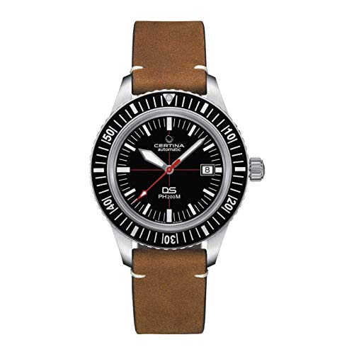 Certina DS PH200M Automatic Black Dial Men's Watch C036.407.16.050.00