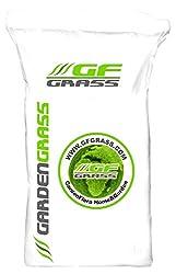 Rasensamen GF Garden Grass 5kg dürreresistenter Rasen Zierrasen Grassamen Rasensaat Saatgut Grassaat