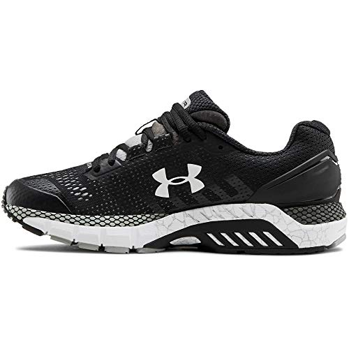 Under Armour Women's HOVR Grdian Running Shoe, Black (002)/Mod Gray, 7.5