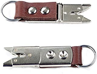 2PCS Camera Strap Adapter Shoulder Belt Clips Replacement for Rolleiflex 2.8E 2.8F 3.5E 3.5F 3.5C 3.5T 2.8FX Film Camera Accessories