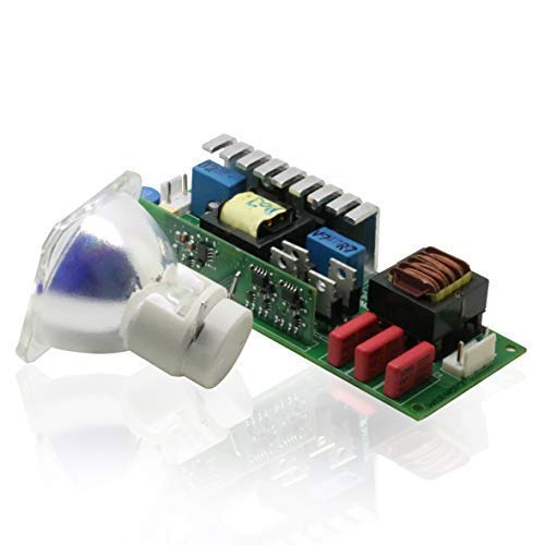 Starlight 7R 230W Lámpara de halogenuros de metal en movimiento lámpara de haz con fuente de alimentación de 230W balasto de batería