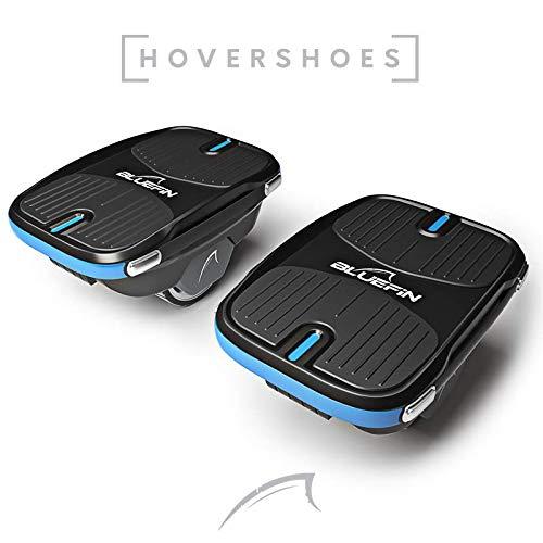 Bluefin Hovershoes Scooter Elettrici autobilanciati, Pattini a rotelle indipendenti| Veloci e Ricaricabili |per Bambini e Adulti |da Viaggio|da Interno ed Esterno|Custodia da Trasporto