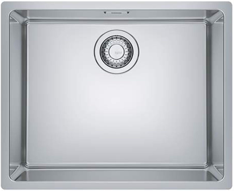 Franke 122.0543.996 Küchenspüle aus Edelstahl Maris MRX 110-50-122.0543 grau