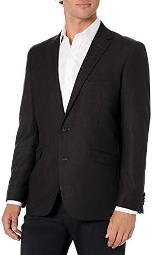 Kenneth Cole REACTION Men s Techni Cole Stretch Slim Fit Suit Separate Blazer Blazer Pant and product image