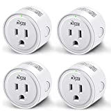 Best KT Outlet Timers - Smart Plug, KMC WIFI MiNi Outle Compatible Review