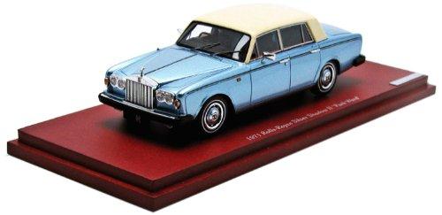 Truescale Miniatures - Tsm134351 - Véhicule Miniature - Modèle À L'Échelle - Rolls-Royce Silver Shadow Ii Park Ward - 1971 - Echelle 1/43