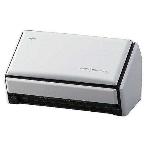Fujitsu ScanSnap S1500 Deluxe Bundle Sheet-Fed Scanner (Renewed)