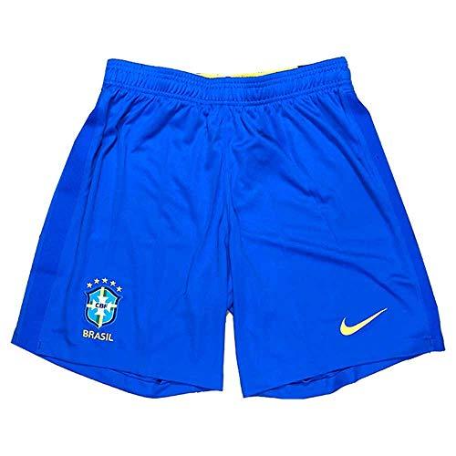 Nike 2020-2021 Brazil Home Shorts (azul)
