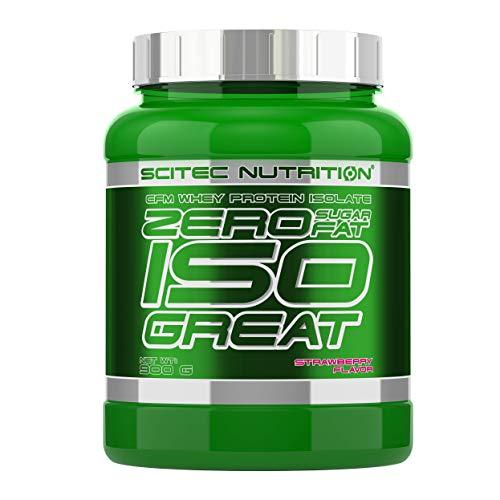Scitec Nutrition Zero Isogeat Proteína, Cero Azúcar/Cero