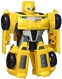 Transformers Playskool Heroes Rescue Bots Academy Classic Heroes Team Bumblebee Converting Toy F0886 - Figura de acción de 11,4 cm