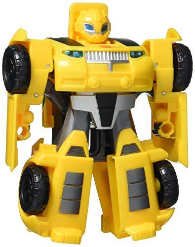 Transformers Rescue Bots Academy Classic Helden Team Bumblebee-Juguete transformable (11 cm, a Partir de 3 años) (Hasbro F0886)