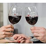 Copas de vino Dúo Chin Chin