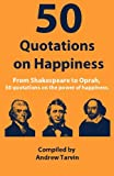 50 quotations on happiness