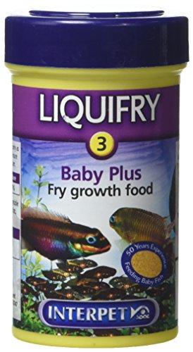 Interpet Liquifry No. 1-Alimento para Bebé Huevo Laying Peces