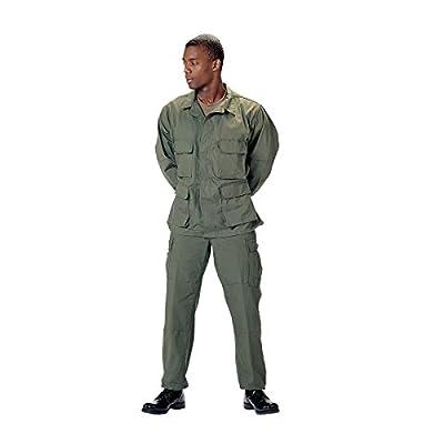 Rothco BDU Uniform Set - Olive Drab - LRG