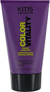 Kms California Color Icon Color Vitality Blonde Treatment, 4.2 Ounce