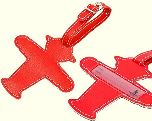 Kofferanhänger rot Steher Ampelmännchen - DDR Produkte - Ossi Produkte