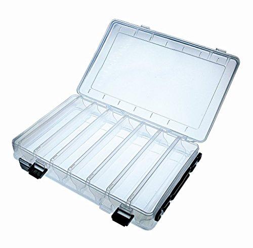 Jenzi Kunststoffbox Transparent 27, 5x15x5cm