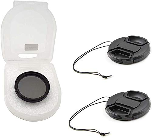 ULBTER 40,5 mm CPL Filtro polarizador circular para objetivos Sony E-Mount 16-50...