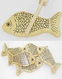 Estia 600317 Fisch zum schneiden Schneidespiel motorik auch für Kinderküche