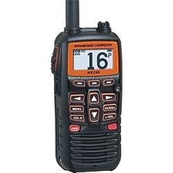 professional Holizon HX210 HX210 Compact Handheld VHF Transmitter 6W Standard