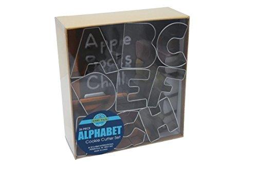 large alphabet cutters - 3
