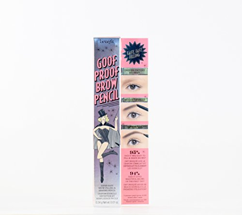 Benefit Goof Proof Brow Pencil Super Easy Eyebrow Shaping and Filling Tool - Shade 2