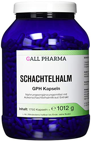 Gall Pharma Schachtelhalm GPH Kapseln, 1750 Kapseln