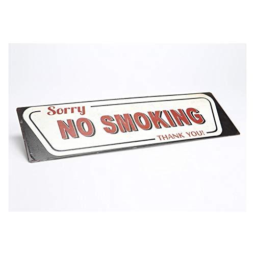 Plaque Deco No Smoking, Amadeus