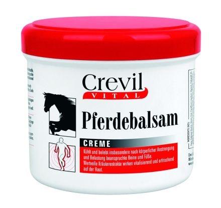 Pferdebalsam Creme 500ml - kühlend und erfrischend von Crevil