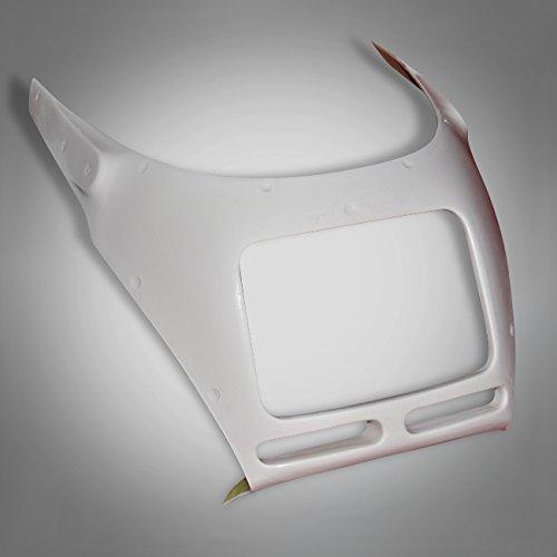 A0200 RicambiWeiss DUCATI 400 600 750 900 SS Strada GFK Oberteil Maske Verkleidung