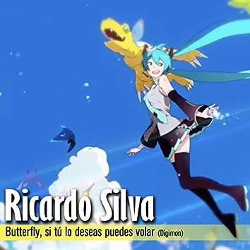 Butterfly, Si Tú Lo Deseas Puedes Volar