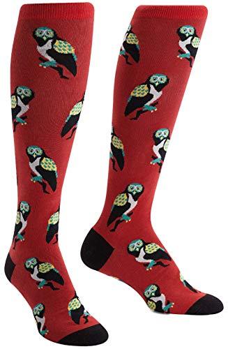 Sock It To Me Frauen-Kniestrümpfe - Birds of Prey
