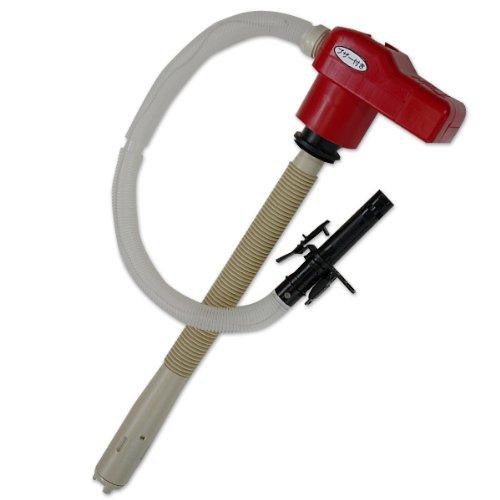 センタック 灯油ポンプ 自動停止 直付け ブザー付き ファインポンプ 単3電池対応 CP-50