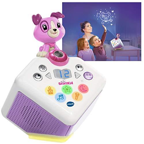 VTech Preschool Storikid, Mijn verhaaltjes verteller roze – Projector