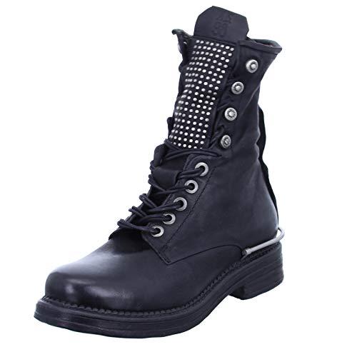 A.S.98 558201-101 - Damen Schuhe Stiefel - 6002-nero, Größe:38 EU
