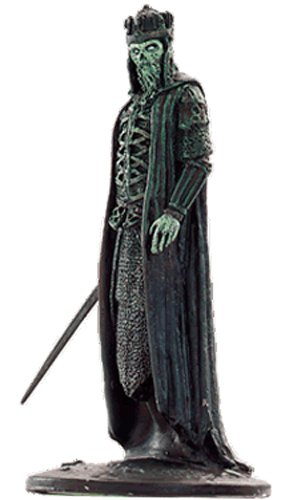 Lord of the Rings Figurine Collection Nº 26 King of The Dead