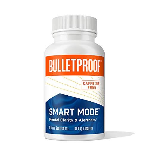 Smart Mode Nootropic, 60 Capsules, Bulletproof...
