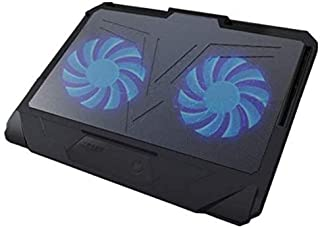 Laptop Cooler Cooling Pad Adjustable Chill Mat Stand with LED Fans for Laptop Notebook